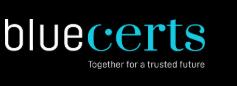 BlueCerts logo